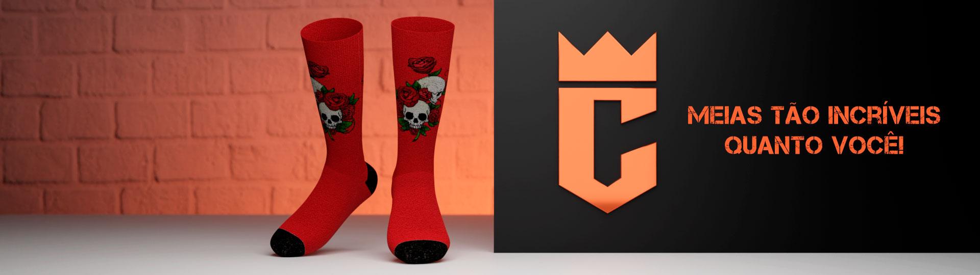 C-SOX fábrica de meias em SP