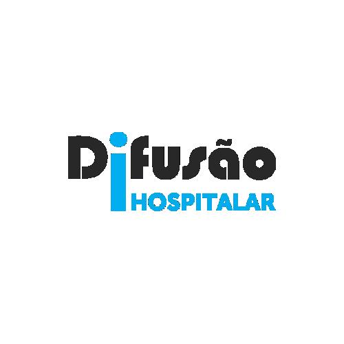 Difusão Hospitalar - Máscaras contra Covid 19 personalizada para seus funcionários