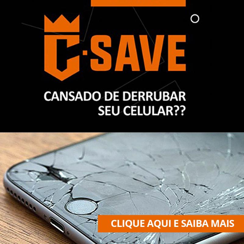 O mais novo amigo do seu celular - C-Save